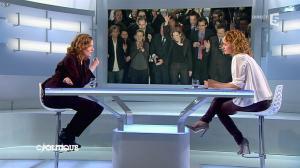 Caroline Roux dans C Politique - 02/03/14 - 11