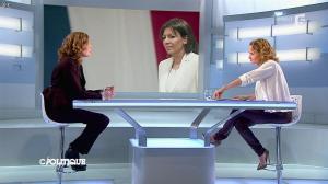 Caroline Roux dans C Politique - 02/03/14 - 12