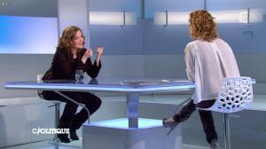 Caroline Roux dans C Politique - 02/03/14 - 14