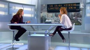 Caroline Roux dans C Politique - 02/03/14 - 15