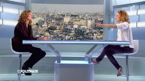 Caroline Roux dans C Politique - 02/03/14 - 16