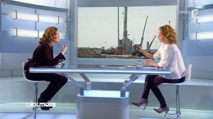 Caroline Roux dans C Politique - 02/03/14 - 17