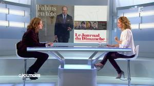 Caroline Roux dans C Politique - 02/03/14 - 18