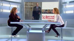 Caroline Roux dans C Politique - 02/03/14 - 19