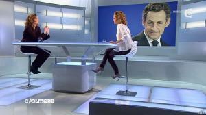 Caroline Roux dans C Politique - 02/03/14 - 20