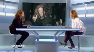 Caroline Roux dans C Politique - 02/03/14 - 21