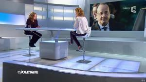 Caroline Roux dans C Politique - 02/03/14 - 23