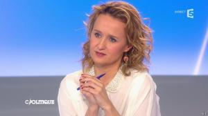 Caroline Roux dans C Politique - 02/03/14 - 24