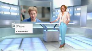 Caroline Roux dans C Politique - 04/05/14 - 01