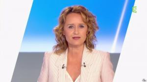 Caroline Roux dans C Politique - 04/05/14 - 02
