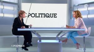 Caroline Roux dans C Politique - 04/05/14 - 04