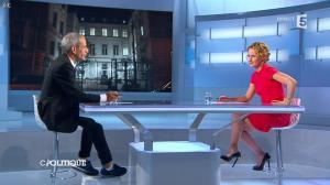 Caroline Roux dans C Politique - 08/06/14 - 02