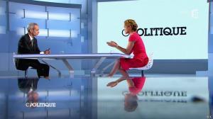 Caroline Roux dans C Politique - 08/06/14 - 08