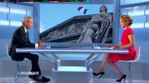 Caroline Roux dans C Politique - 08/06/14 - 09