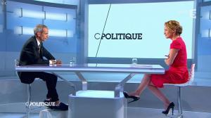 Caroline Roux dans C Politique - 08/06/14 - 10
