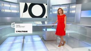 Caroline Roux dans C Politique - 09/03/14 - 01