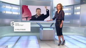 Caroline Roux dans C Politique - 13/04/14 - 01