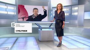 Caroline Roux dans C Politique - 13/04/14 - 02