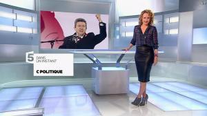 Caroline Roux dans C Politique - 13/04/14 - 03