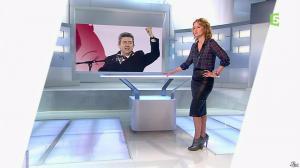 Caroline Roux dans C Politique - 13/04/14 - 04