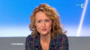 Caroline Roux dans C Politique - 13/04/14 - 09