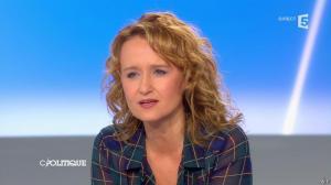 Caroline Roux dans C Politique - 13/04/14 - 10