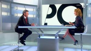 Caroline Roux dans C Politique - 13/04/14 - 11