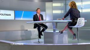 Caroline Roux dans C Politique - 13/04/14 - 14