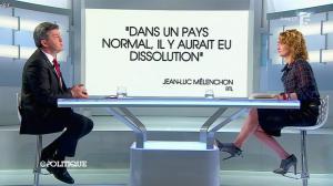 Caroline Roux dans C Politique - 13/04/14 - 20
