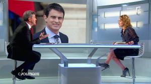 Caroline Roux dans C Politique - 13/04/14 - 21