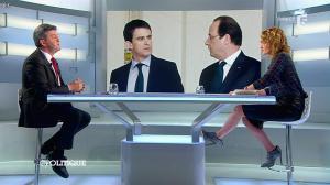 Caroline Roux dans C Politique - 13/04/14 - 22