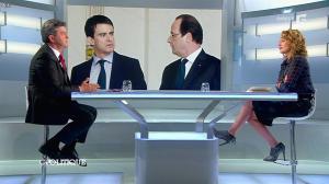 Caroline Roux dans C Politique - 13/04/14 - 23