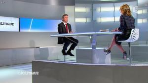Caroline Roux dans C Politique - 13/04/14 - 24