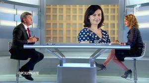 Caroline Roux dans C Politique - 13/04/14 - 26