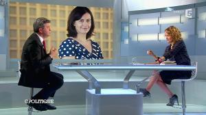 Caroline Roux dans C Politique - 13/04/14 - 30