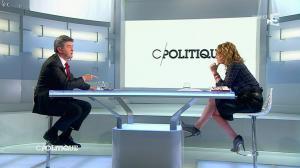 Caroline Roux dans C Politique - 13/04/14 - 31