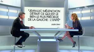 Caroline Roux dans C Politique - 13/04/14 - 32