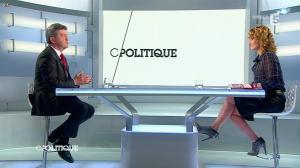 Caroline Roux dans C Politique - 13/04/14 - 33