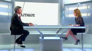 Caroline Roux dans C Politique - 13/04/14 - 35