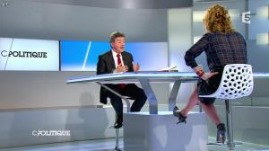 Caroline Roux dans C Politique - 13/04/14 - 36