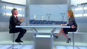 Caroline Roux dans C Politique - 13/04/14 - 37