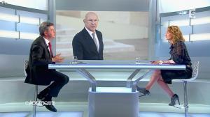 Caroline Roux dans C Politique - 13/04/14 - 43