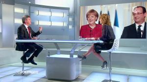 Caroline Roux dans C Politique - 13/04/14 - 44