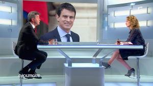 Caroline Roux dans C Politique - 13/04/14 - 45