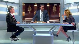 Caroline Roux dans C Politique - 13/04/14 - 50