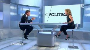 Caroline Roux dans C Politique - 15/06/14 - 05