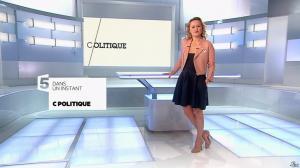 Caroline Roux dans C Politique - 16/03/14 - 01