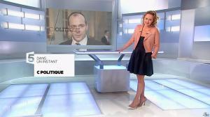 Caroline Roux dans C Politique - 16/03/14 - 02