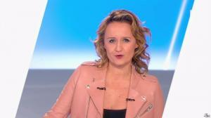 Caroline Roux dans C Politique - 16/03/14 - 03