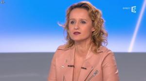 Caroline Roux dans C Politique - 16/03/14 - 05